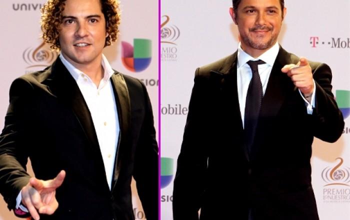 Alejandro Sanz y David Bisbal, ganadores de los Premios Dial 2017