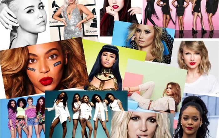 ¿Qué mujer ha superado a Aretha Franklin con más singles en el Billboard Hot 100?