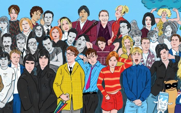 Los 50 mejores álbumes del Brit Pop