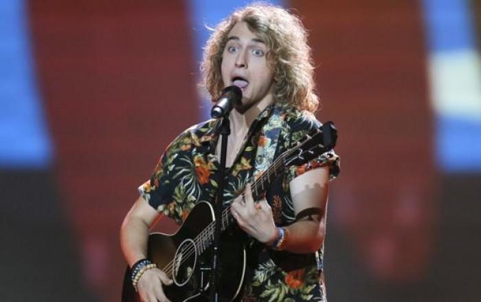 Ed Sheeran alucina con Manel Navarro: