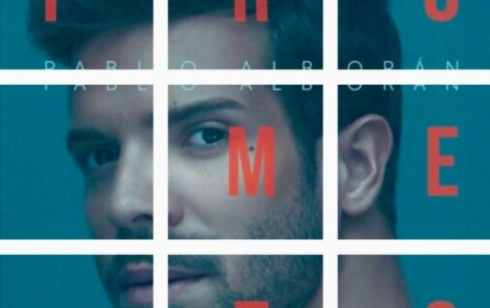 Ya puedes escuchar el nuevo disco de Pablo Alborán completo