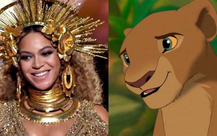 Beyoncé será la novia de Simba en el remake de