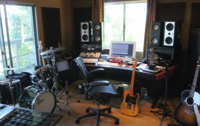 ¿Qué necesitas para grabar una canción en tu casa?