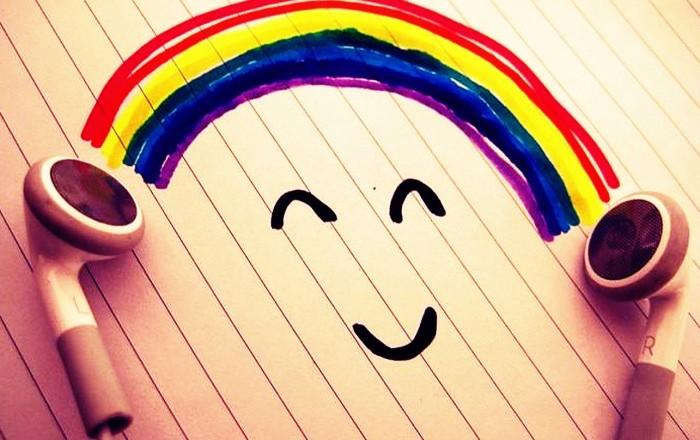 7 canciones para sentirse feliz