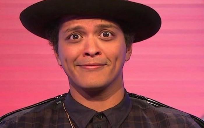 10 cosas que no sabías sobre Bruno Mars