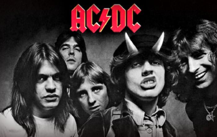 Las 20 mejores canciones de AC/DC