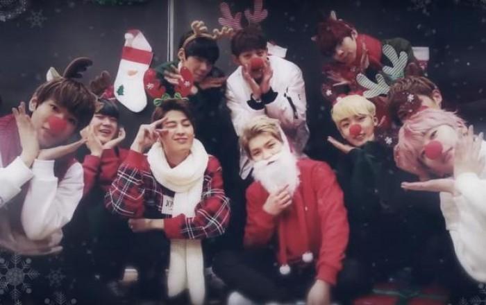 Canciones navideñas de K-Pop que no te puedes perder