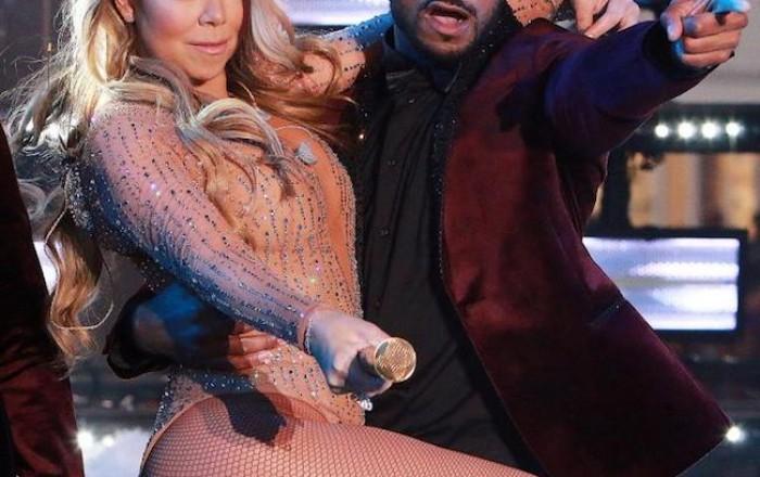 Mariah Carey muerte y resurrección en Times Square