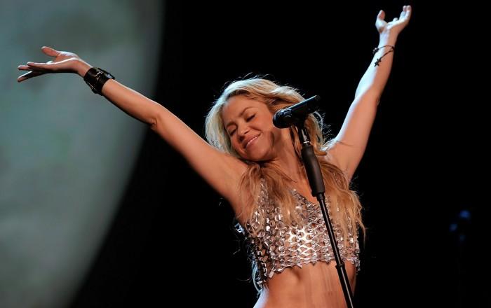 Shakira regresará a mediados de 2018