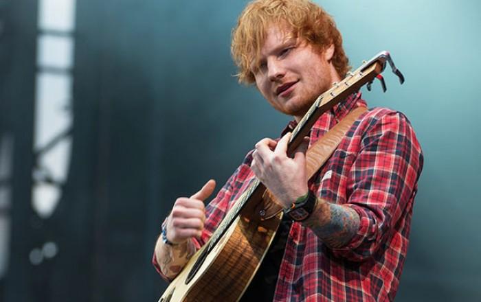 10 cosas que no sabías sobre Ed Sheeran
