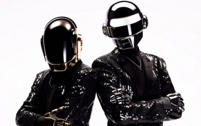 Las 20 mejores canciones de Daft Punk