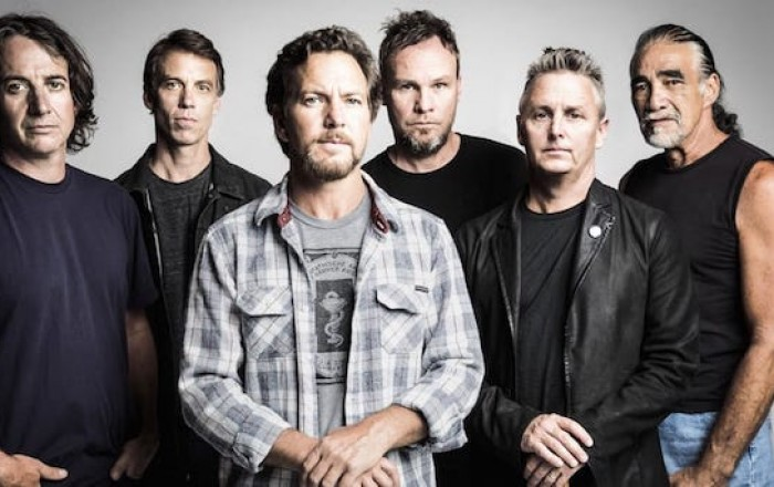 Las mejores canciones de Pearl Jam