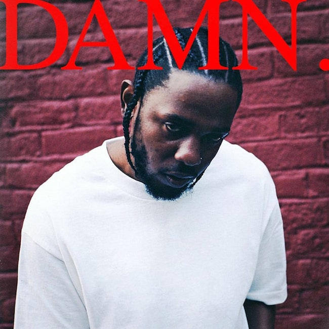 Kendrick Lamar 10 mejores discos de 2017