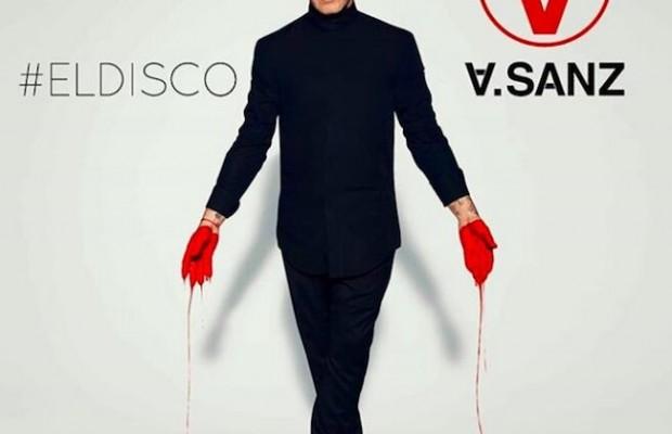 Alejandro Sanz presenta su nuevo 'El Disco'