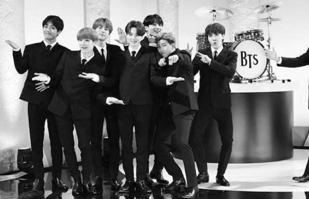 BTS rinde homenaje a los Beatles