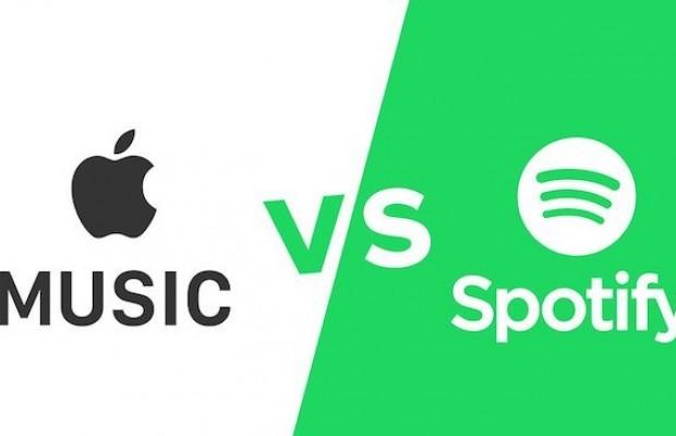 Cómo pasar música de Apple Music a Spotify