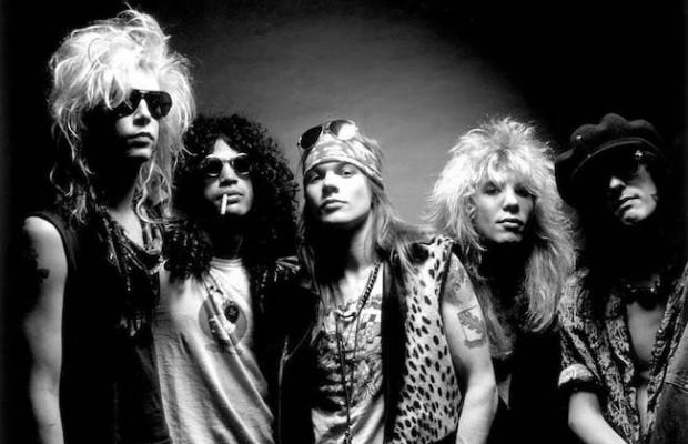 Mejores canciones de Guns N' Roses