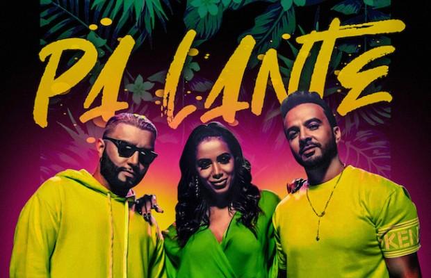 Palante, la canción el verano de Luis Fonsi, Anitta y Alex Sensation