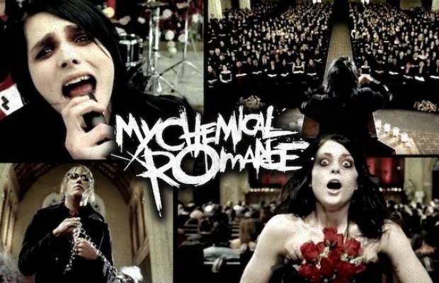 ¿Vuelve My Chemical Romance?