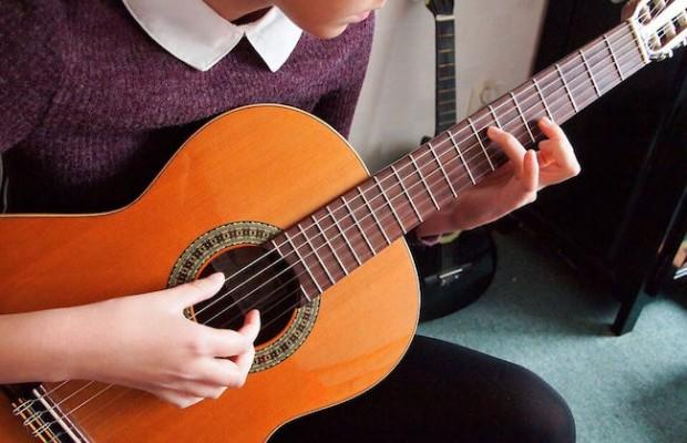 Canciones de guitarra fáciles para aprender