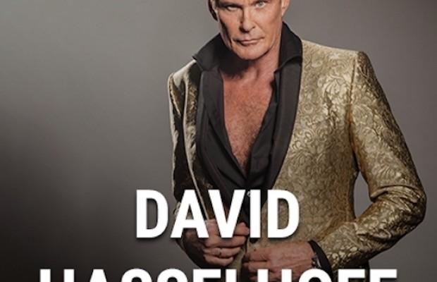 El nuevo disco de David Hasselhoff