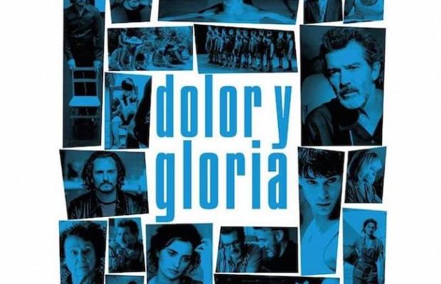 Las canciones de Dolor y Gloria