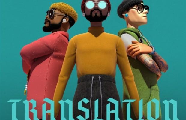 Translation, el nuevo disco de Black Eyed Peas