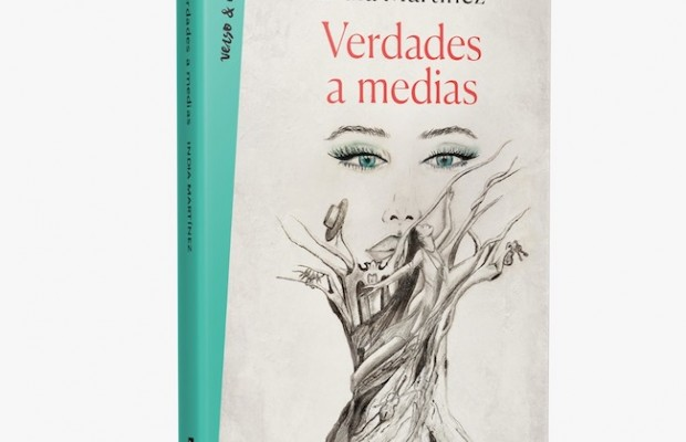 El primer libro de India Martínez se llama Verdades a Medias