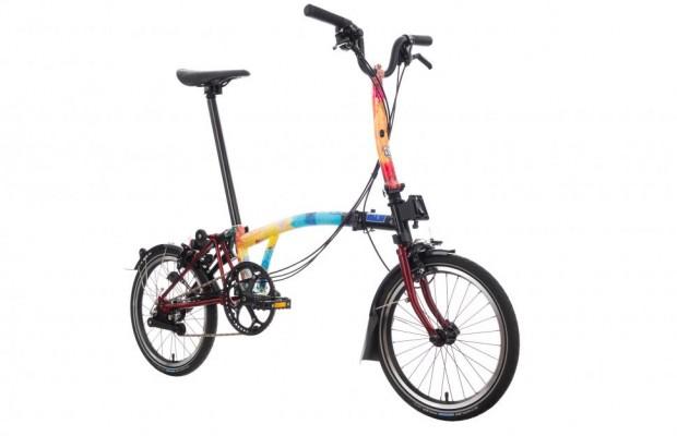 Brompton subastará 13 bicicletas únicas con grupos como Foo Fighters, Radiohead, Enrique Iglesias o Neko Case