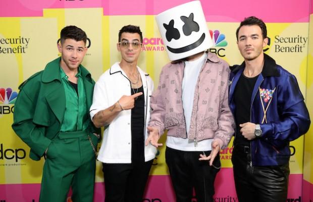 Marshmello y Jonas Brothers estrenan videoclip