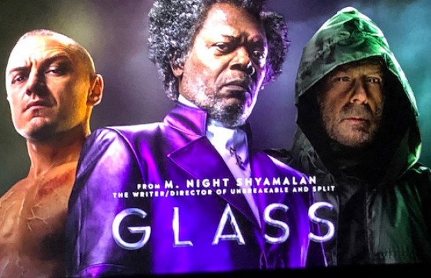 Glass, la película que une Unbreakable y Split