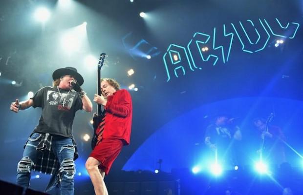 ¿Quién es el cantante de AC/DC ahora?