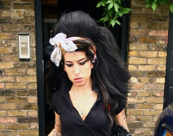 muerte de Amy Winehouse