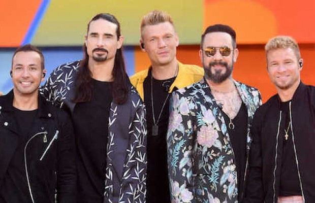 Backstreet Boys actuarán en Madrid y Barcelona