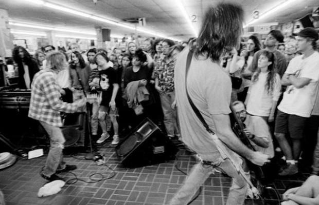 Grunge, un género que cambio todo ¿Qué es el Grunge?