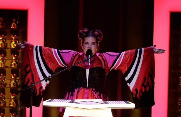 Netta (Israel), ganador de Eurovisión 2018