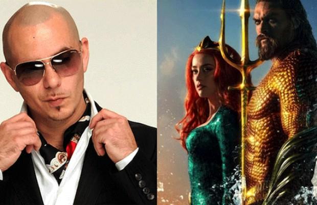 Por qué suena Pitbull en Aquaman