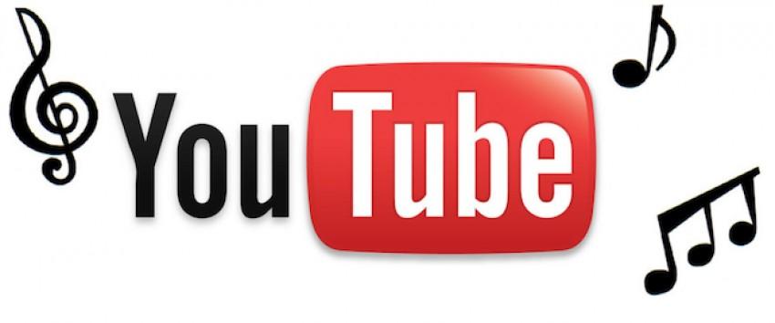 canciones más escuchadas en Youtube